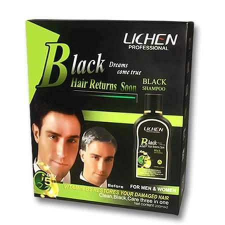 Lichen Hair Color Shampoo