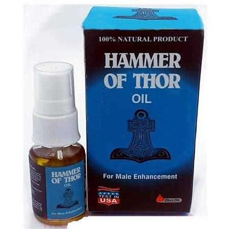 Hammer Of Thor Oil
